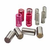 Drivetrain & Differentials - Lunch Box Locker - Nitro Gear & Axle - Large Lunch Box Locker Spring/Pin Kit
