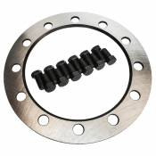 Drivetrain & Differentials - Ring Gear Spacers - Nitro Gear & Axle - Ring Gear Spacer Dana 60 Includes Bolts No Warranty