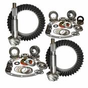 Install & Overhaul Kits - Solid Spacer Kit - Nitro Gear & Axle - Toyota 8.75 Inch Solid Pinion Preload Spacer Kit Nitro Gear