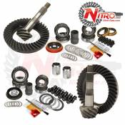 Gear Packages - Toyota Gear Packages - Nitro Gear & Axle - 95.5-04 Toyota Tacoma/00-06 Tundra W/O E-Locker 4.56 Ratio Gear Package Kit