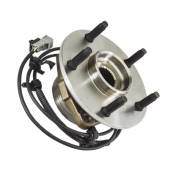 Nitro Gear & Axle - Wheel Bearing and Hub Assembly - Nitro Gear & Axle - Dodge Ram 1500 Left Hand Front with 4 Wheel ABS Hub Assembly 4WD Nitro Gear & Axle