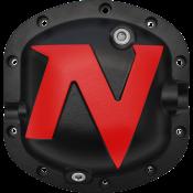 Dana 30 Nitro Defender Differential Cover Black for Chrysler 8.25 Inch Nitro Gear & Axle
