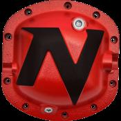 Dana 30 Nitro Defender Differential Cover Red for Chrysler 8.25 Inch Nitro Gear & Axle