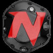 Dana 44 Differential Cover Defender Series Black Aluminum Bolts Included Nitro Gear