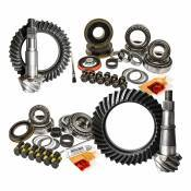 Drivetrain & Differentials - Ring & Pinion Sets - Gear Packages