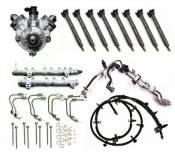 Fuel Pumps, Fuel Injection Pumps and Injectors -2011+Ford 6.7L - Fuel Contamination Kits - 2011+ Ford 6.7L - Performance Diesel Parts - Fuel Contamination Kit - 2017-2019 Ford 6.7L Power Stroke