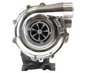 Factory and Performance Turbochargers - 2007-2010 6.6L Duramax LMM
