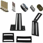 FASS® Products - GM Duramax LMM - FASS Titanium Series - GM Duramax LMM - FASS Fuel Air Separation Systems - Titanium No-Drill Bracket Kit - 1994-2012 Dodge - 2001-2012 GM