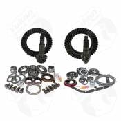 Yukon Gear And Install Kit Package For Standard Rotation Dana 60 And 99 And Up GM 14T 5.38 Thick