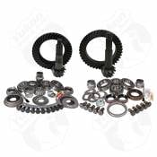 Yukon Gear And Install Kit Package For Jeep XJ And YJ With Dana 30 Front And Model 35 Rear 4.56 Ratio