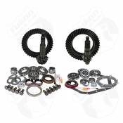 Yukon Gear And Install Kit Package For Reverse Rotation Dana 60 And 99 And Up GM 14T 4.56 Thick