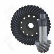 High Performance Yukon Replacement Ring And Pinion Gear Set For Dana S135 In A 4.11 Ratio
