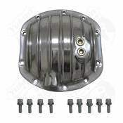 Polished Aluminum Replacement Cover For Dana 30 Standard Rotation