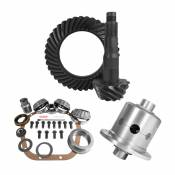 10.5 inch Ford 3.73 Rear Ring and Pinion Install Kit 35 Spline Positraction