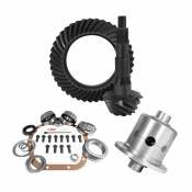 10.5 inch Ford 4.56 Rear Ring and Pinion Install Kit 35 Spline Positraction