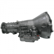 48RE Automatic Transmission with Billet Torque Converter - 2005-2007 Dodge 5.9L Cummins 2500/3500 4WD