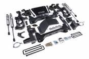"5"" High Clearance Lift Kit (FOX Shocks) - 2020-2021 GM 2500 / 3500 HD 4WD"