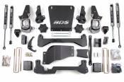 "7"" Lift Kit (NX2 Shocks) - 01-10 Chevy/GMC HD 4WD"