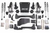"7"" Lift Kit (FOX 2.0 Shocks) - 01-10 Chevy/GMC HD 4WD"