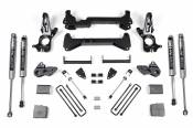 "7"" Lift Kit (NX2 Shocks) - 01-10 Chevy/GMC C2500 3/4 Ton 2WD"