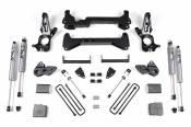 "7"" Lift Kit (FOX 2.0 Shocks) - 01-10 Chevy/GMC C2500 3/4 Ton 2WD"