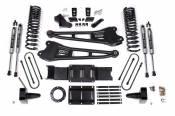 "6"" Radius Arm Lift Kit (NX2 Shocks) - 2019-2020 Dodge / Ram 3500 Diesel Truck w/o Air-Ride"