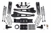 "6"" Radius Arm Lift Kit (FOX 2.0 Shocks) - 2019-2020 Dodge / Ram 3500 Diesel Truck w/o Air-Ride"