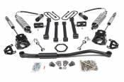 "3"" Performance Coilover Lift Kit (FOX 2.0 Shocks) - 2003-2012 Dodge / Ram 2500 / 3500 4WD"