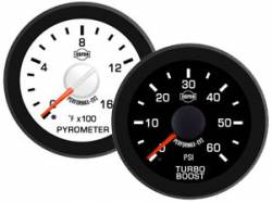 Gauges - GM 6.2L 6.5L IDI  - Isspro - GM 6.2L 6.5L IDI  - Isspro EV2 Series - GM 6.2L 6.5L IDI