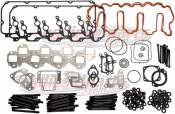 2004 - 2005 6.6L Duramax LLY - Heads, Head Gaskets & Bolts - GM Duramax LLY - Alliant Power - Head Installation Kit - 04.5-10 GM 6.6L Duramax LLY LBZ LMM