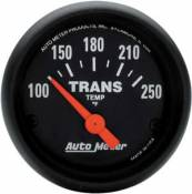 Chevy / GMC - 1993 - 2000 GM 6.5L Turbo Diesel (Electronic) - Auto Meter Gauges - Auto Meter Z Series Trans Temp Gauge