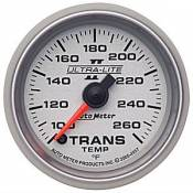 Chevy / GMC - 1993 - 2000 GM 6.5L Turbo Diesel (Electronic) - Auto Meter Gauges - Auto Meter Ultra-Lite II Trans. Temp