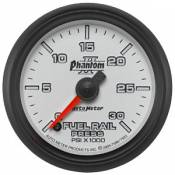 Auto Meter - 03-07 Dodge 5.9L - Phantom II Series - 03-07 Dodge 5.9L - Auto Meter Gauges - Auto Meter Phantom II Diesel Fuel Rail Pressure Gauge
