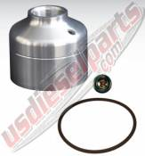 Chevy / GMC - 2006 - 2007 6.6L Duramax LBZ - FASS Fuel Air Separation Systems - FASS Duramax Filter Delete