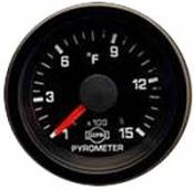 Dodge - 2007 - 2018 6.7L Dodge Cummins - Isspro Gauges - Isspro EVA Pyrometer Kit 1500F