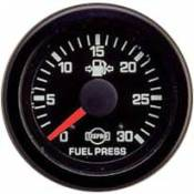 Ford - 2008 - 2010 6.4L Ford Power Stroke - Isspro Gauges - Isspro EVA Fuel Pressure Gauge 30 psi