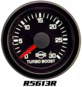Chevy / GMC - 2007 - 2010 6.6L Duramax LMM - Isspro Gauges - Isspro EVA Boost Gauge Kit 30 psi