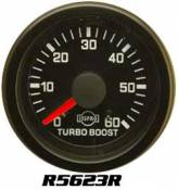 Ford - 2008 - 2010 6.4L Ford Power Stroke - Isspro Gauges - Isspro EVA Boost Gauge Kit 60 psi