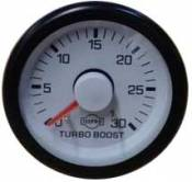 Isspro Gauges - Isspro EVM Boost Gauge 30 psi