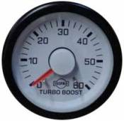 Ford - 2008 - 2010 6.4L Ford Power Stroke - Isspro Gauges - Isspro EVM Boost Gauge Kit 60 psi