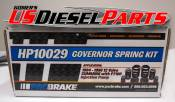 P7100 Injection Pump Upgrades - 94-98 Dodge 5.9L - P7100 Pump Fueling and Governor Upgrades - 94-98 Dodge 5.9L - Performance Diesel Parts - PacBrake Governor Spring Kit