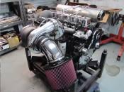 Turbochargers - 98.5-02 Dodge 24V - Performance Turbos - 98.5-02 Dodge 24V - Industrial Injection - Industrial Injection - Race Performance Compounds Kit - 94-02 Dodge 5.9L