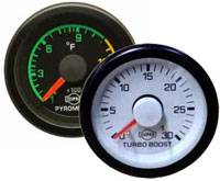 Gauges - 94-98 Dodge 5.9L - Isspro - 94-98 Dodge 5.9L - Isspro EV Series