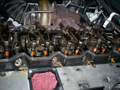Dodge 24 Valve Cummins Fuel Injector Replacement