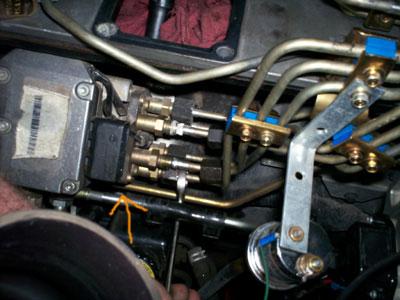Dodge 24 Valve Cummins Fuel Injector Install