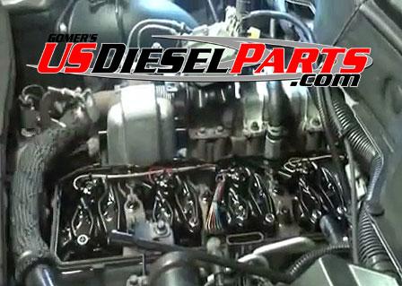 dodge cummins valve cover gasket kit rh usdieselparts com Jeep Grand Cherokee Valve Cover White Cummins Valve Cover