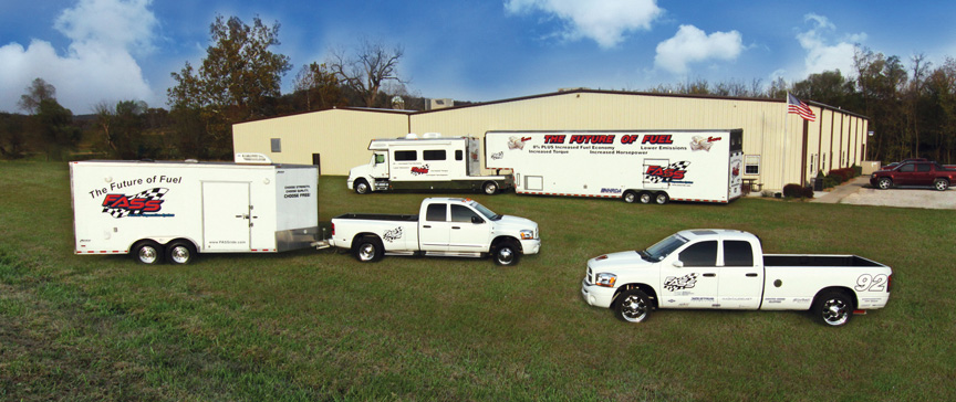 FASS Vehicle Fleet