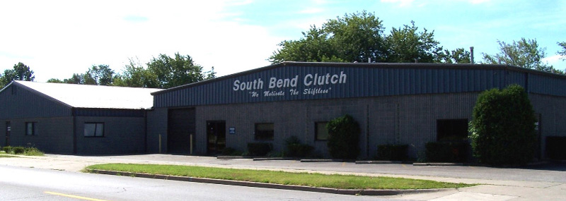 South Bend Clutch Building